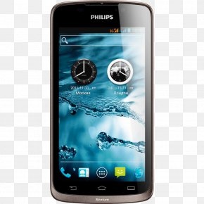 Smartphone Image - Philips Smartphone Android Dual SIM Mobile Phone PNG