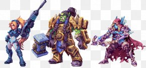 2d Game - Heroes Of The Storm Hearthstone Sprite 2D Computer Graphics Video Game PNG