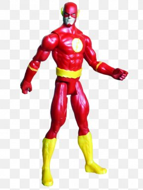 Toys - Flash Action & Toy Figures Superhero PNG