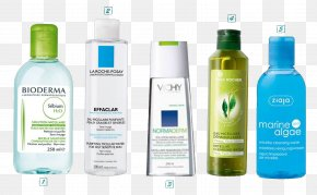 Cleansing Water - Lotion Cleanser Skin Care Cosmetics PNG