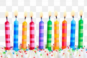 Birthday Candles - Birthday Cake Candle Stock Photography Clip Art PNG