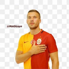 Football - Lukas Podolski Galatasaray S.K. Süper Lig Football Player PNG