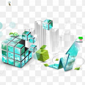 Cube Creative Science And Technology - Architectural Engineering Software Technology System Information PNG