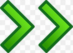 Right Arrow Image - Green Arrow Clip Art PNG