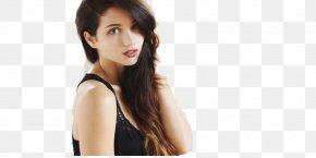 Emily Rudd - Emily Rudd Black Hair Model Long Hair PNG