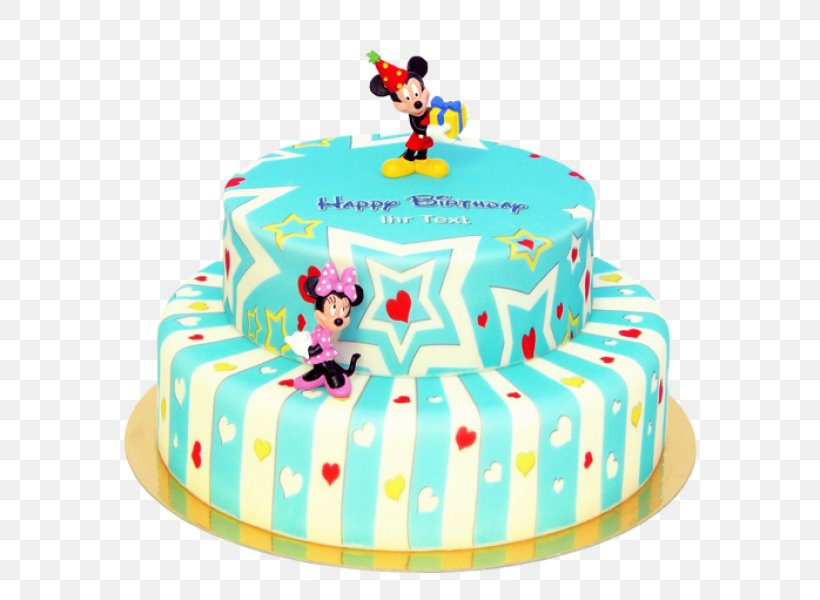 Fine Mickey Mouse Minnie Mouse Birthday Cake Cake Decorating Png Personalised Birthday Cards Veneteletsinfo