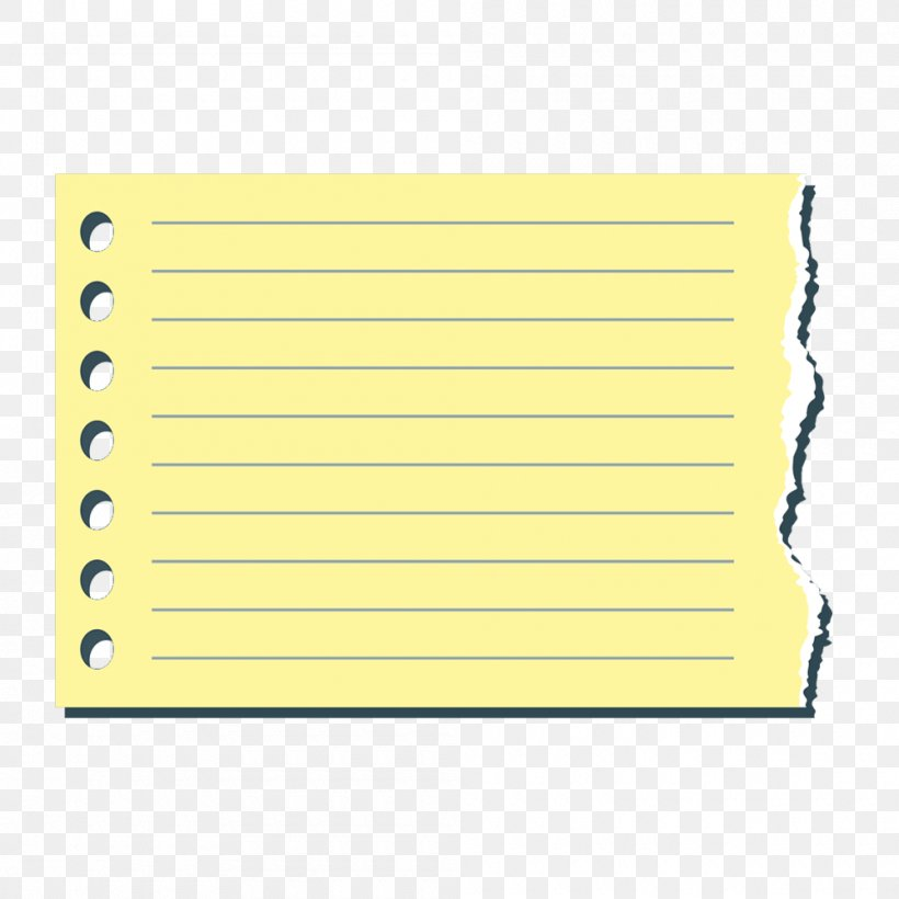 Paper Notebook Post-it Note, PNG, 1000x1000px, Paper, Area, Border, Flyer, Label Download Free