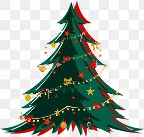 Santa Claus - Santa Claus Christmas Tree Clip Art Christmas Day PNG