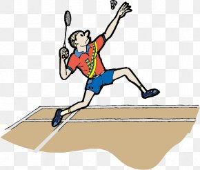 Sports Fitness Creative - Badminton Sport Ball Game Clip Art PNG