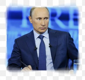 Vladimir Putin - Direct Line With Vladimir Putin President Of Russia PNG