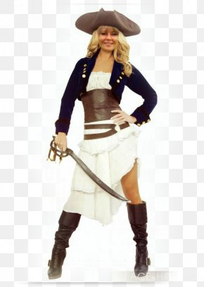 Dress - Halloween Costume Dress Clothing Pirate PNG