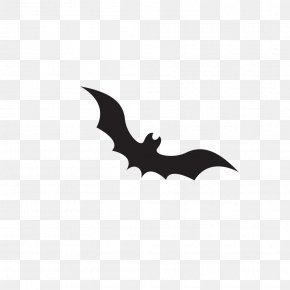 Halloween Decoration Fashion Bat - Halloween Bat PNG