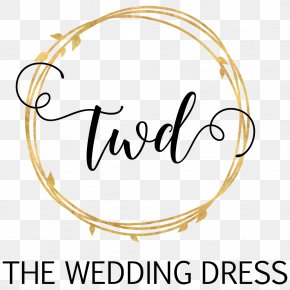 Wedding Logo - The Wedding Dress Bride Clothing PNG