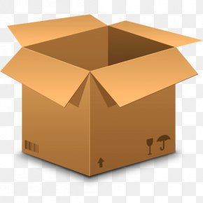 Box - Cardboard Box Corrugated Fiberboard Packaging And Labeling PNG