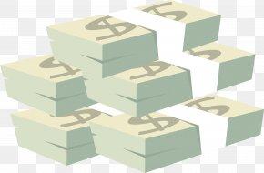 Coin Stack Cartoon Vector - Presentation Coin Template Money PNG