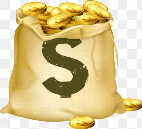 Money Bag - Money Bag Stock Photography Gold Coin PNG
