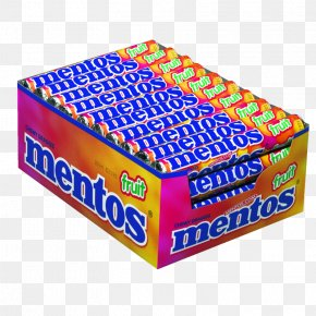 Chewing Gum - Chewing Gum Mentos Candy Fruit Confectionery PNG