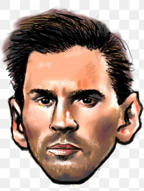 Messi - Facial Hair Face Eyebrow Drawing Digital Writing & Graphics Tablets PNG