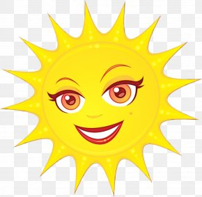 Smiley Smile - Summer Sun PNG
