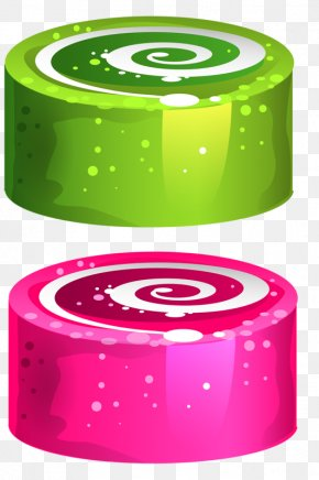 Beautiful Candy - Lollipop Chocolate Bar Candy Clip Art PNG