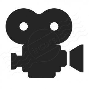 Movie Camera - Photographic Film Movie Camera Clip Art PNG