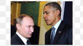 Vladimir Putin - Vladimir Putin Barack Obama Russia President Of The United States PNG