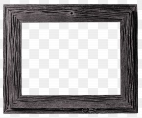 Beautiful Black Wood Frame - Brown Google Images Picture Frame Wood PNG
