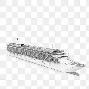 Cruise Ship - Cruise Ship Ocean Liner Stock Photography PNG