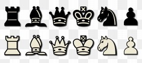Chess Pieces - Chess Piece Knight Rook Clip Art PNG