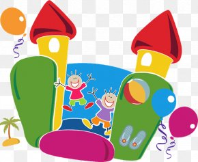 Community Day Cliparts - Inflatable Castle New Britain Renting Clip Art PNG