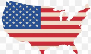 Vector US Map PNG