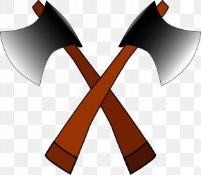 Ax - Battle Axe Clip Art PNG