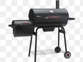 Barbecue - Barbecue BBQ Smoker Smoking Grilling Charcoal PNG
