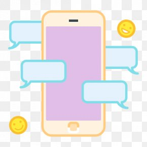 Chat - Mobile Phones Online Chat Clip Art PNG