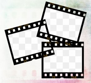 Film - Film Stock Clapperboard PNG