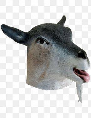 Goat - Goat Amazon.com Sheep Latex Mask PNG