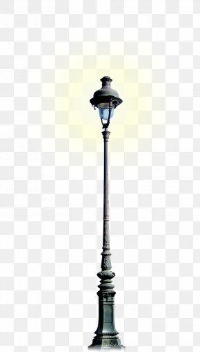 Street Light Emitting Element - Street Light Lamp PNG