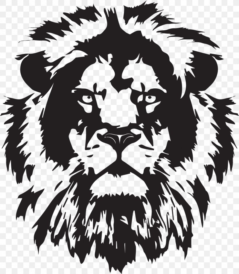 Lionhead Rabbit Lion S Head Png 843x967px Lion Art Big Cats Black And White Carnivoran Download Free Draw a large, masterful chest beneath the head. lionhead rabbit lion s head png