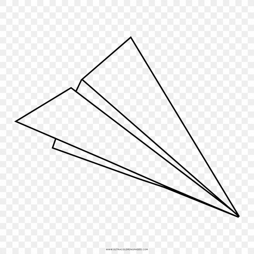 Airplane Paper Plane Drawing Png 1000x1000px Airplane Area