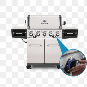 The Feature Of Northern Barbecue - Barbecue Broil King Regal S440 Pro Grilling Rotisserie Cooking PNG