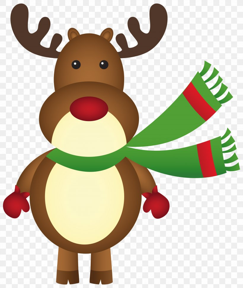 rudolph santa claus s reindeer christmas clip art png 5212x6187px rudolph art blog cartoon christmas download free reindeer christmas clip art png