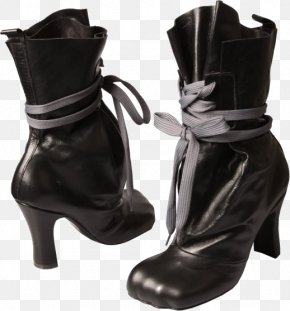 Boot - Boot High-heeled Shoe Fashion PNG