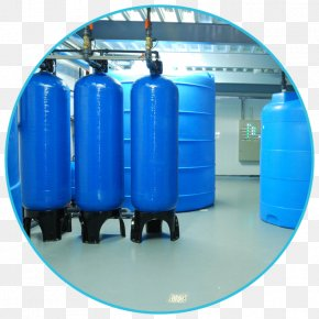 Water - Water Softening Industrial Water Treatment Water Tank PNG