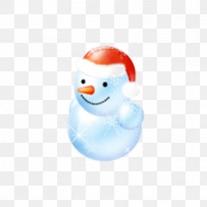 Creative Christmas Snowman - Snowman Christmas Icon PNG