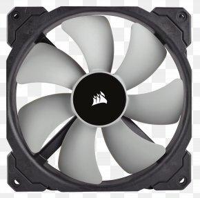 Fan - Computer Cases & Housings Magnetic Levitation Computer System Cooling Parts Corsair Components Fan PNG