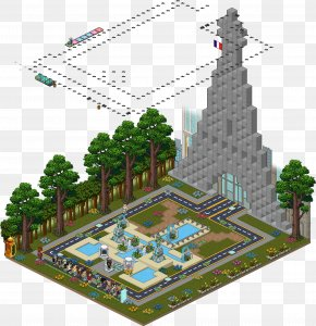 Eiffel Tower - Habbo Game Eiffel Tower Fansite News PNG