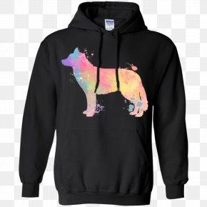 T-shirt - Hoodie T-shirt Sleeve Sweater PNG