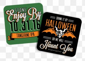 Snap Crackle And Pop - India Pale Ale Brand Stone Brewing Co. Logo Font PNG