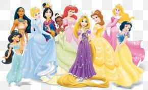 Princess Free Download - Belle Princess Aurora Rapunzel Ariel Cinderella PNG