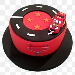 Awesome Mickey Mouse Birthday Cake Lightning Mcqueen Cars Torte Png Funny Birthday Cards Online Overcheapnameinfo